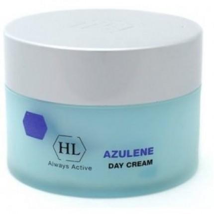 Дневной нежный увлажняющий крем с легкой текстурой (разлив) Holy Land Azulen Day Care 50 мл