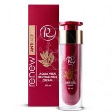 Антивозрастной солнцезащитный увлажняющий крем Renew Anti Age Aqua Vital Revitalizing Cream