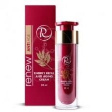 Антивозрастной питательный крем-энергетик Renew Anti Age Energy Refill Cream