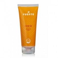Кондиционер-уход восстанавливает баланс влаги в волосах Fuente Coco Moisture Care