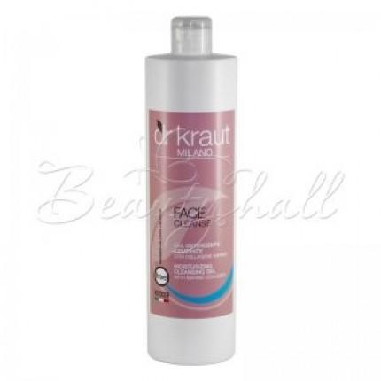 Очищающий гель с маслом чайного дерева Dr.Kraut Cleansing gel