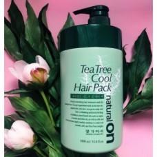 Маска для волос освежающая Daeng Gi Meo Ri Naturalon Tea Tree Cool Hair Pack