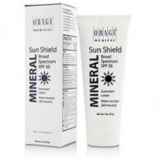 Легкий солнцезащитный крем Obagi Sun Shield Mineral Broad Spectrum SPF 50