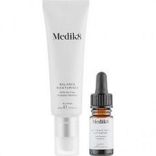 Увлажняющий крем для проблемной кожи Medik8 Balance Moisturiser with Glycolic Acid Activator