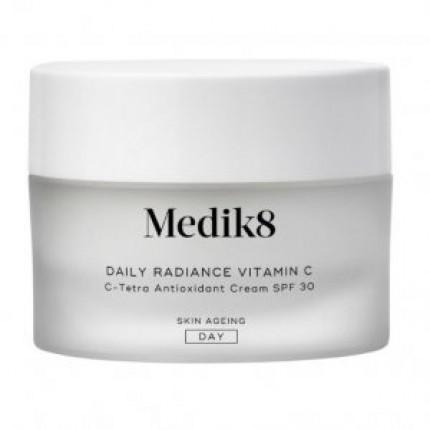 Дневной крем с витамином С и SPF 30 Medik8 Daily Radiance Vitamin C 50 мл