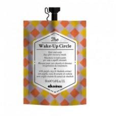 Антистрессовая ребалансирующая маска для волос Davines Wake-Up Circle Hair Mask
