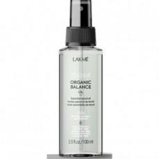 Органическое масло для защиты волос Lakme Teknia Organic Balance Oil