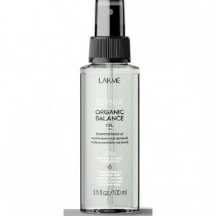Органическое масло для защиты волос Lakme Teknia Organic Balance Oil 100 мл