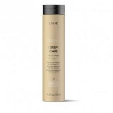 Восстанавливающий шампунь для сухих и поврежденных волос Lakme Teknia Deep Care