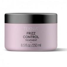 Выравнивающая маска для непослушных и вьющихся волос Lakme Teknia Frizz Control Treatment