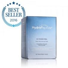 Экстра омолаживающий пилинг в салфетках (домашний) Hydropeptide 5X Power Pee