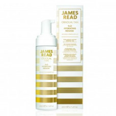 Увлажняющий мусс для лица и тела James Read H2O Hydrating Tan Mousse