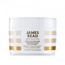 Кокосовый бальзам с эффектом загара James Read Coconut Melting Tanning Balm Face & Body