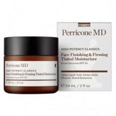 Увлажняющий крем с тоном и SPF 30 Perricone MD High Potency Classics Face Finishing & Firming Tinted