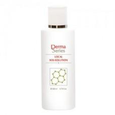 Противовоспалительное подсушивающее средство Derma Series Local Sos Solution