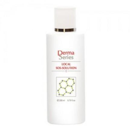 Противовоспалительное подсушивающее средство Derma Series Local Sos Solution 15 мл
