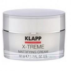 Крем экстрим матирующий Klapp X-Treme Mattifying Cream