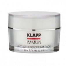 Крем-маска для лица (Анти-стресс) Klapp Immun Anti-Stress Cream Pack