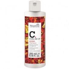 Шампунь протеиновый питающий для поврежденных волос Nouvelle Protein Shampoo