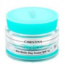 Дневной крем с пробиотическим действием Christina Unstress Pro-Biotic Day Cream