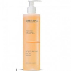 Увлажняющее моющее средство для лица Christina Forever Young Moisturizing Facial Wash