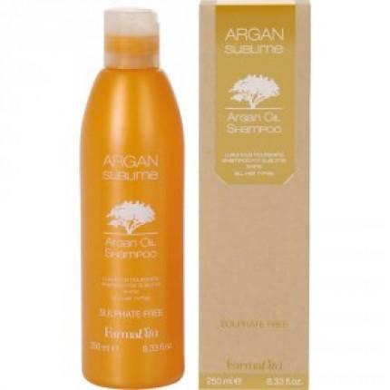 Шампунь с аргановым маслом Farmavita Argan Sublime Shampoo