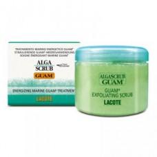 Скраб для тела с водорослями Guam Alga Scrub