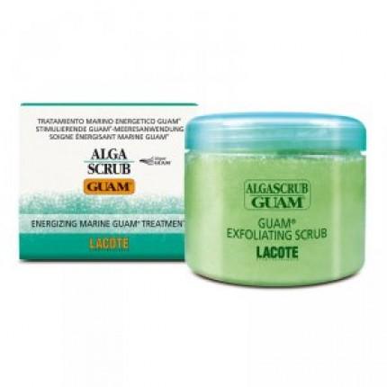 Скраб для тела с водорослями Guam Alga Scrub 700 гр