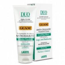 Антицеллюлитный крем с охлаждающим эффектом Guam DUO Anticellulite Effetto Freddo