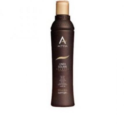 Шампунь для волос после пребывания на солнце Kemon Actyva Linfa Solare Shampoo 250 мл