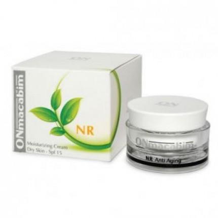 Увлажняющий крем для нормальной и сухой кожи Onmacabim NR Moisturizing Cream Dry Skin SPF 15 50 мл