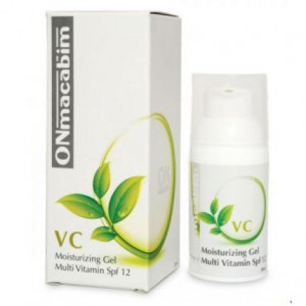 Увлажняющий гель мультивитамин Onmacabim VC Moisturizing Gel Multivitamin SPF 12 30 мл