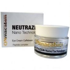 Ночной восстанавливающий крем для глаз Onmacabim Neutrazen Caffebeen Eye Cream