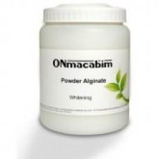 Альгинатная маска осветляющая Onmacabim Brightening Algae Mask