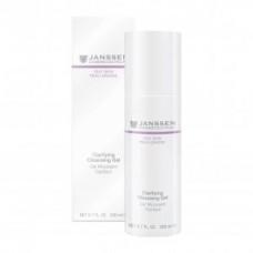 Очищающий гель Janssen Oily Skin Clarifying Cleansing Gel