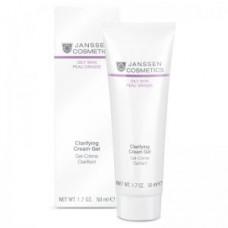 Себорегулирующий крем-гель Janssen Oily Skin Clarifying Cream Gel