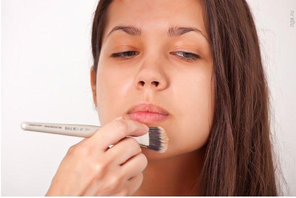 Как сделать идеальную кожу лица с помощью косметики