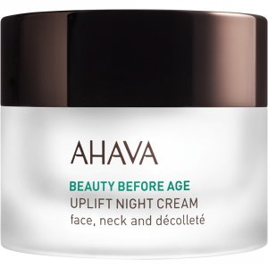 Лифтинговый ночной крем Ahava Beauty Before Age Uplifting Night Cream For Face Neck & Decollete 50 мл