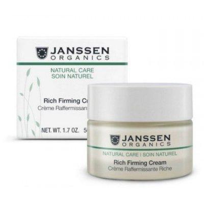 Насыщенный укрепляющий крем Janssen Organics Rich Firming Cream