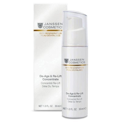 Anti-Age лифтинг крем Janssen Regeneration Skin De-Age & Re-Lift Cream