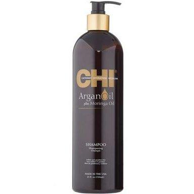 Шампунь питательный с маслом арганы CHI Argan Oil Shampoo