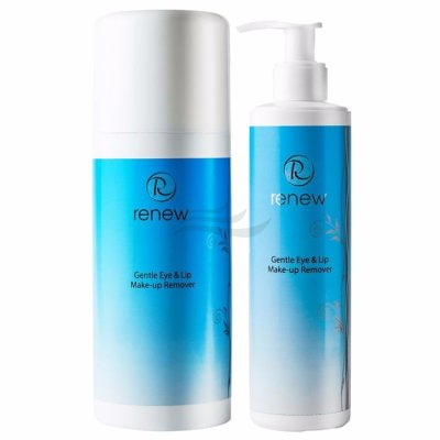 Мягкое средство для снятия макияжа с глаз и губ Renew Gentle Eye&Lip Make-up Remover