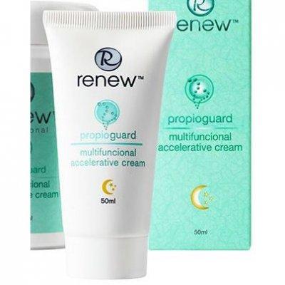 Мультифункциональный ночной крем для проблемной кожи Renew Propioguard Multifunctional Accelerative Cream