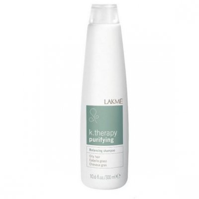 Шампунь балансирующий для жирных волос Lakme K.THERAPY PURIFYNG Balancing Shampoo
