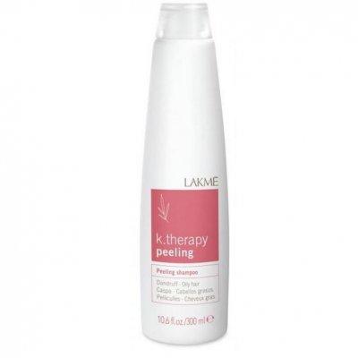 Шампунь против перхоти для жирных волос Lakme K.THERAPY PEELING Shampoo