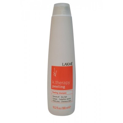 Шампунь против перхоти для сухих волос Lakme K.THERAPY PEELING Shampoo