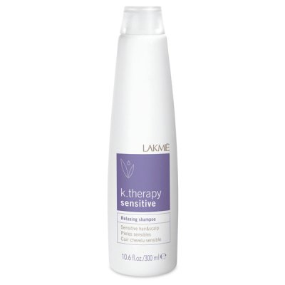 Шампунь успокаивающий для чувствительной кожи головы Lakme K.THERAPY SENSITIVE Relaxing Shampoo