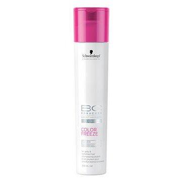 Шампунь придающий серебристый оттенок волосам Schwarzkopf Color Freeze Silver Shampoo