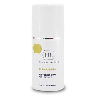Восстанавливающее мыло Holy Land ALPHA-BETA & RETINOL Restoring Soap 125 мл