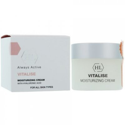 Крем увлажняющий Holy Land Vitalise Moisturazing Cream